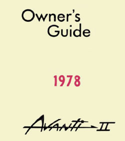 bob johnstone s studebaker and avanti page studebaker tech help 78 avanti owners guide