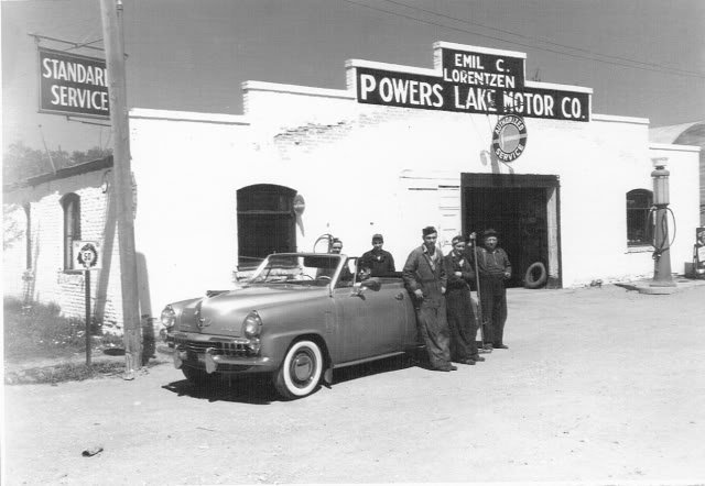 Car Dealerships In Dickinson Nd >> Bob's Studebaker Resource Website Studebaker Dealer ...