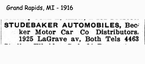 Ovid Car Dealers
