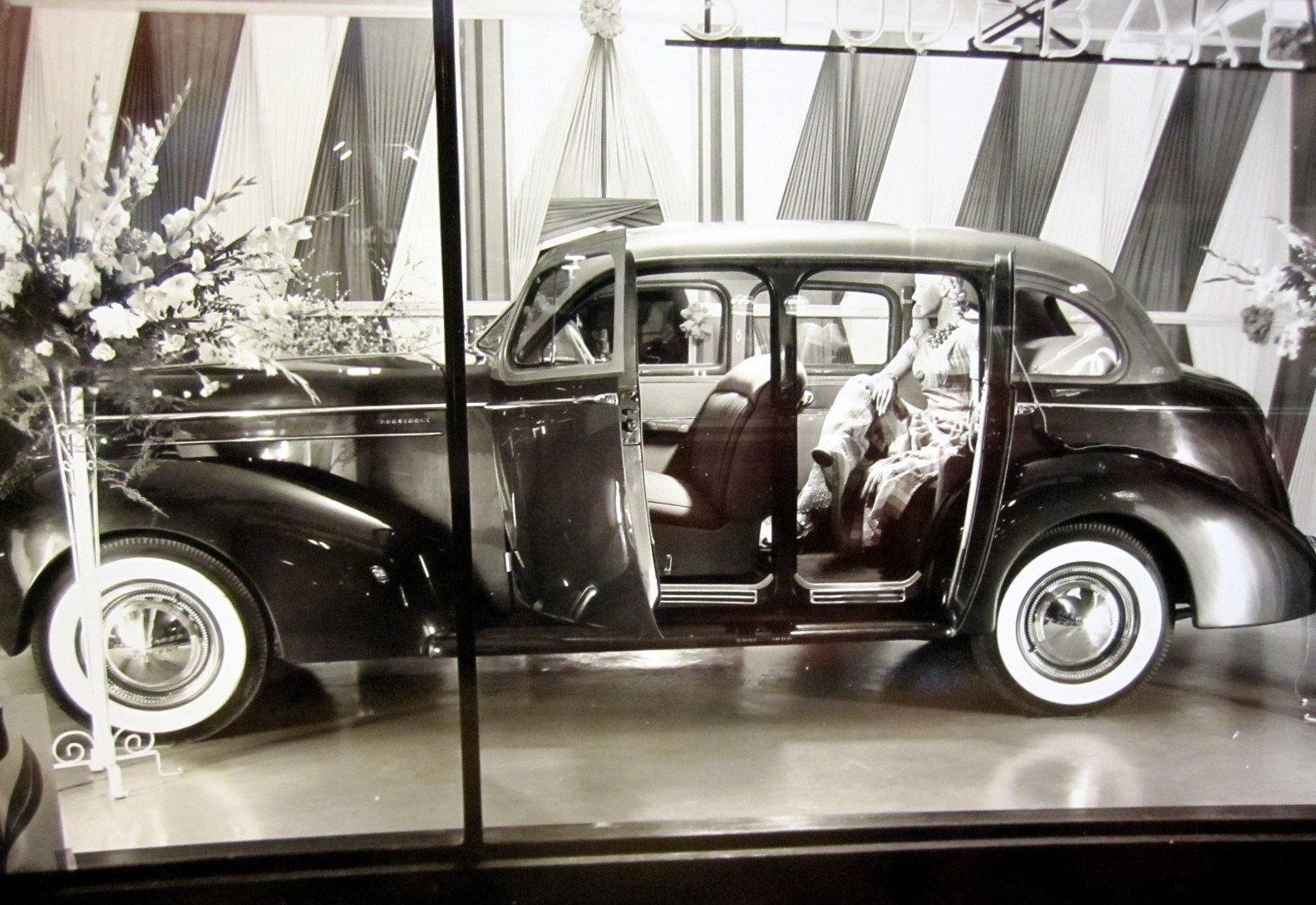 Bob Johnstones Studebaker Resource Website Haley Motors Wichita Ks 1936