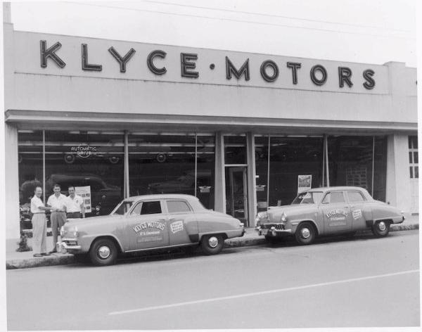 Car Dealerships In Kingsport Tn >> Bob's Studebaker Resource Website Studebaker Dealer ...
