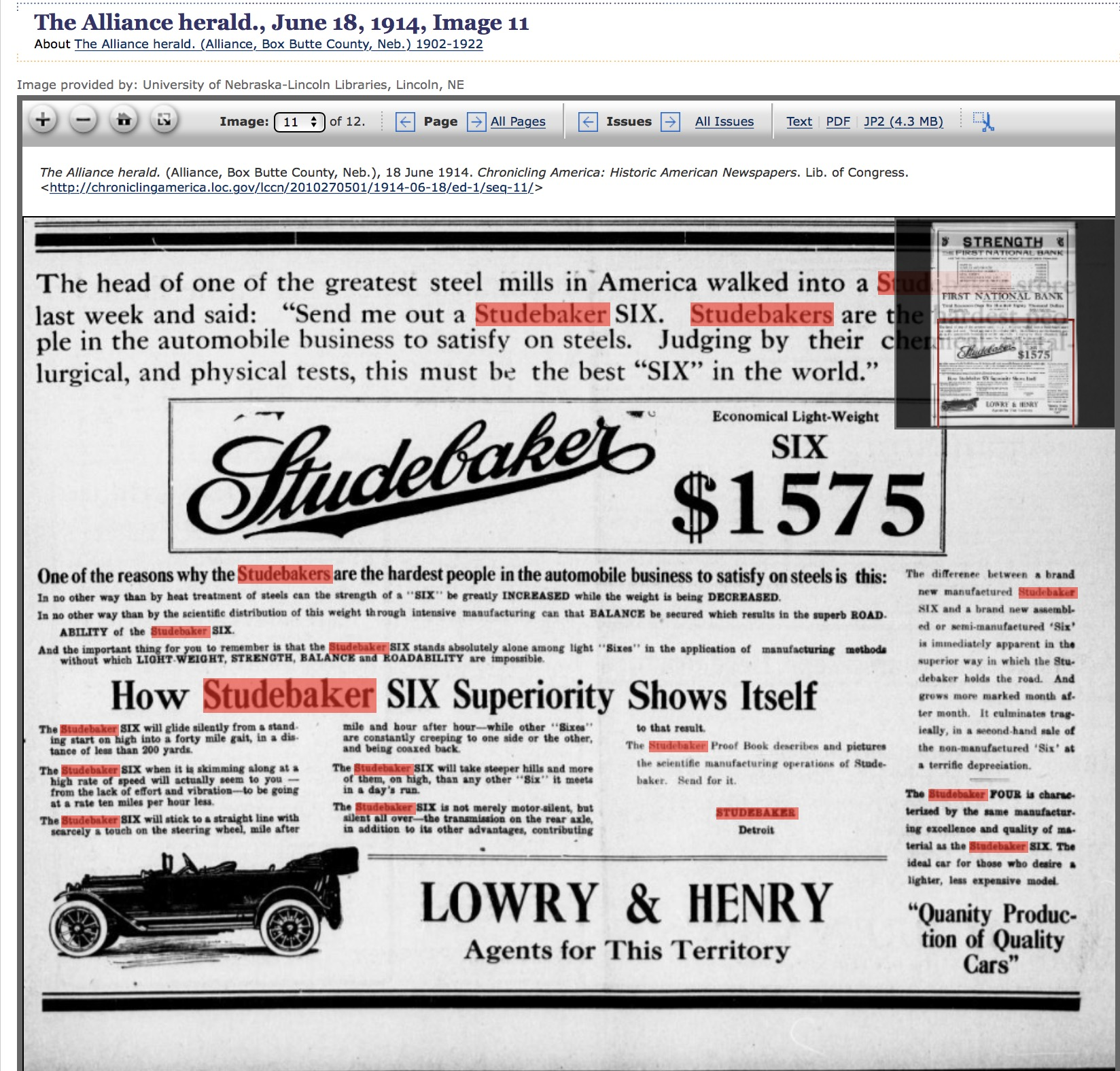 Bob S Studebaker Resource Website Studebaker Dealer