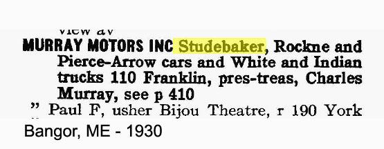 bob 39 s studebaker resource website studebaker dealer