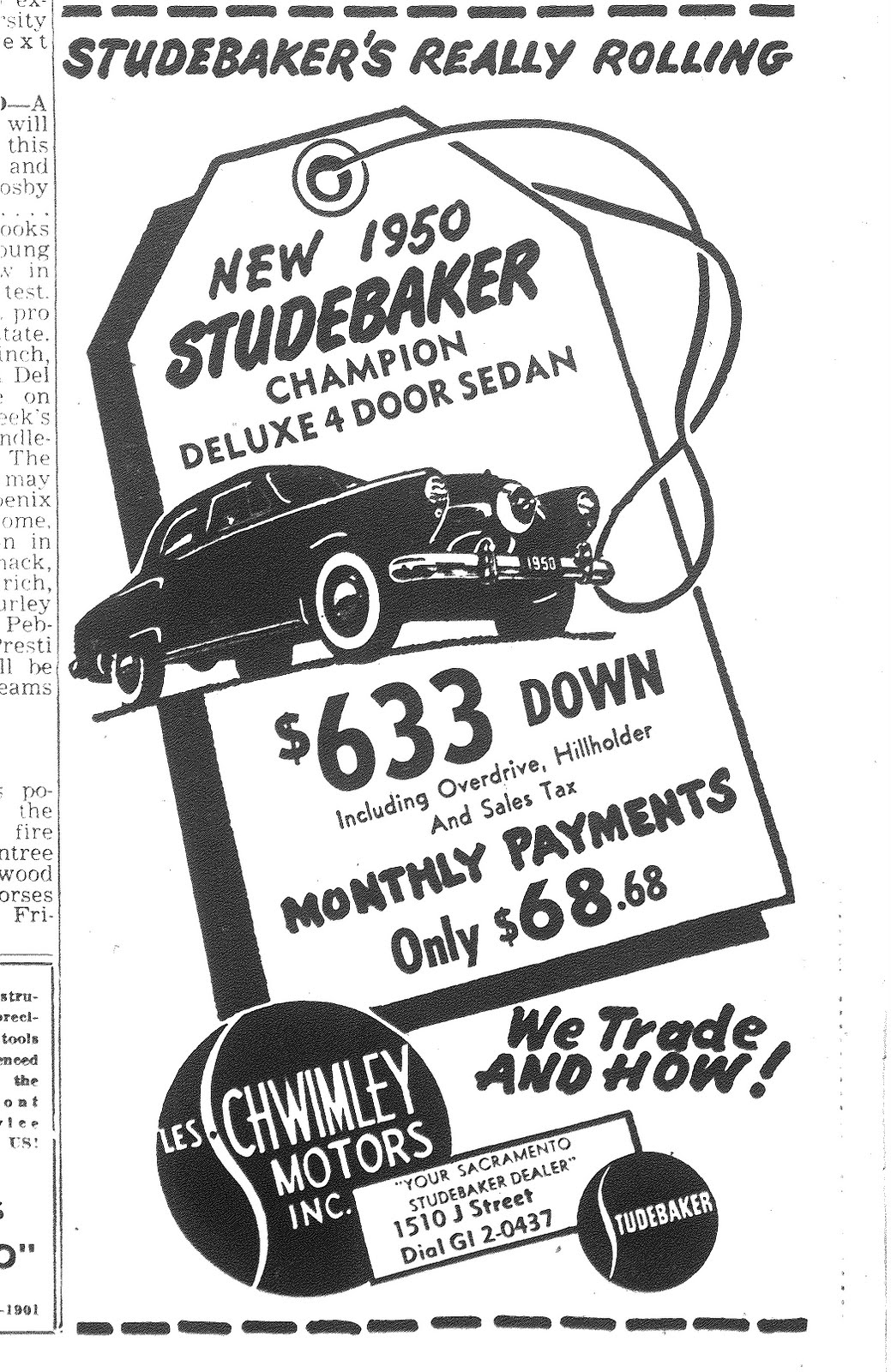 Bob's Studebaker Resource Website Studebaker Dealer Listing