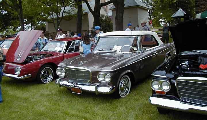 Sully Classic Car