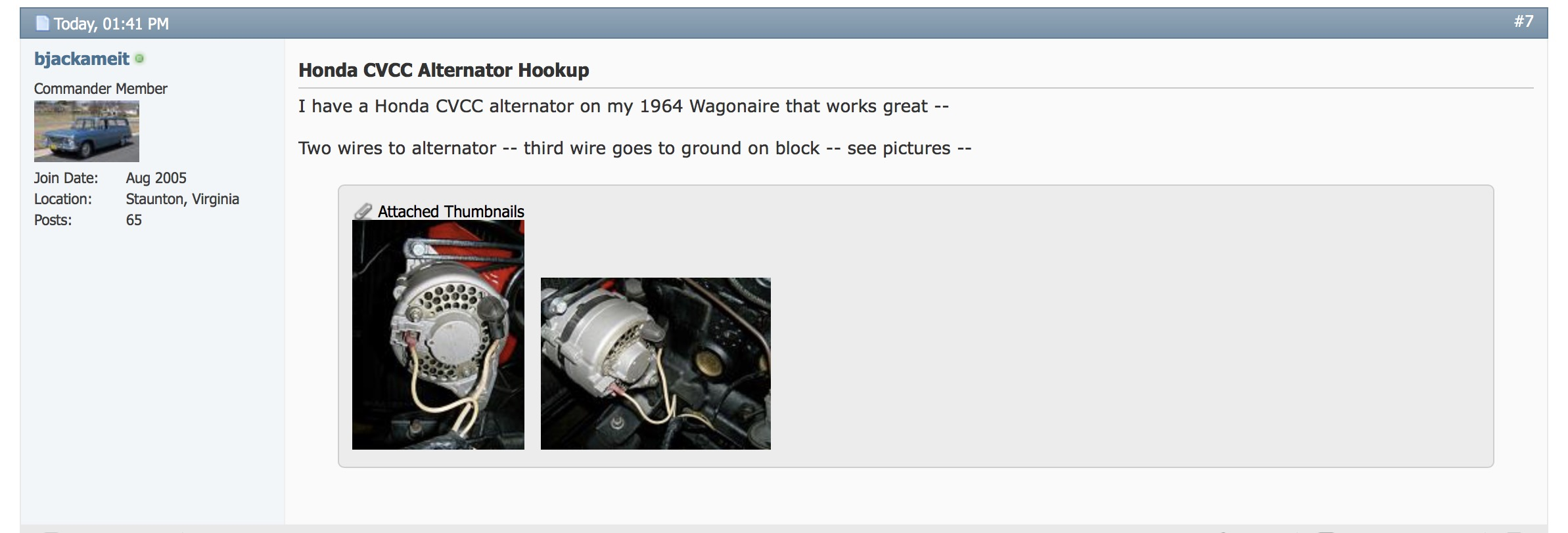 Bobs Studebaker Resource And Information Portal Honda Cvcc
