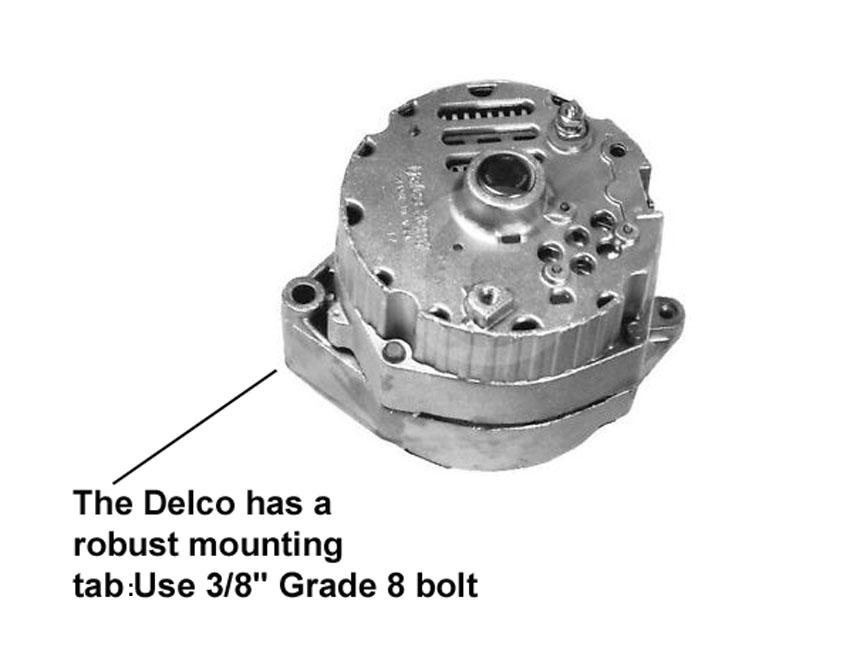 delco alternator wiring diagram 24v bob johnstones studebaker resource website delco 10 si in