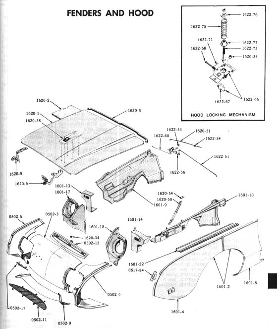 studebaker hawk suspension diagram  studebaker  free