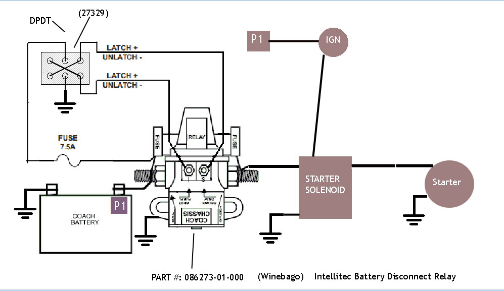 BatteryDisconnect2016g bob johnstones studebaker resource website ( battery disconnect relay) intellitec battery disconnect wiring diagram at gsmx.co