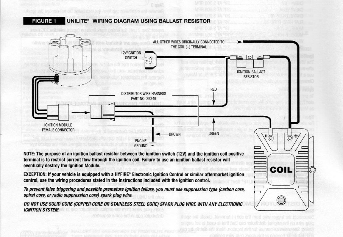 msd module wiring diagram with Unilite2 on Plane Line Letters as well BB3d 17378 besides 1371352 Help With Ignition Wiring moreover Gm Hei Distributor Module Wiring Diagram further 1993 97 Remove And Replace Optispark Distributor Camaro Firebird.