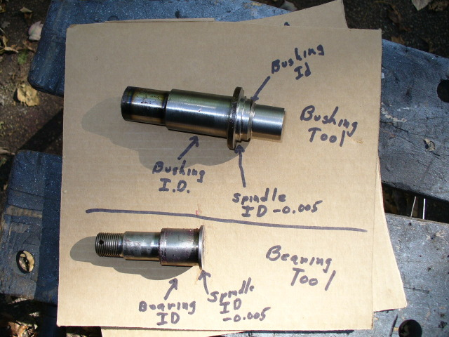 J 5472 And Other Bushing Installation Tool Replacements