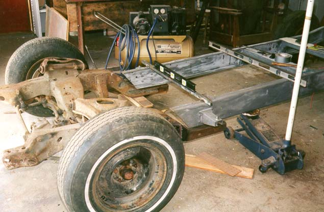 Bob Johnstones Studebaker Resource Website Subframe A