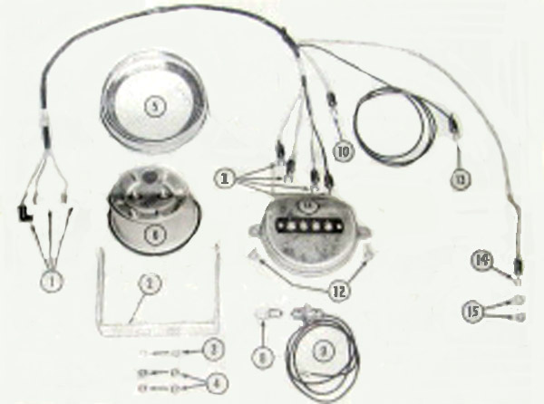 bob johnstones studebaker resource website  1963 studebaker  u0026 avanti tachometer wiring