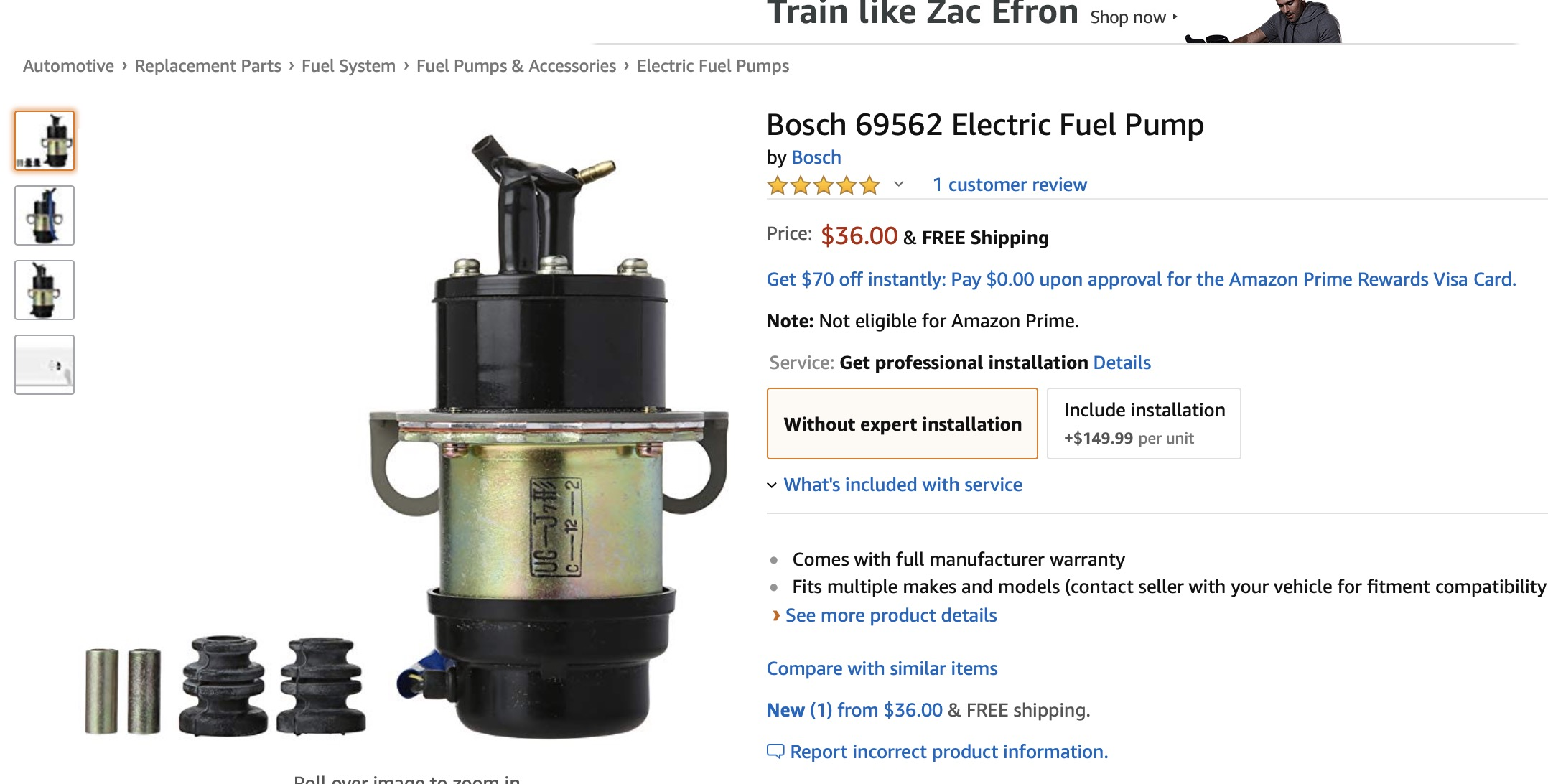 Bob Johnstones Studebaker Resource Website (Electric fuel pumps)