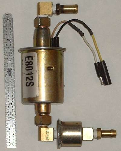 e8016s bob johnstones studebaker resource website (electric fuel pumps) GM Fuel Pump Wiring Diagram at bayanpartner.co
