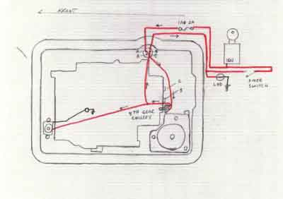 2wire oil pressure switch wiring diagram gm oil pressure sender wiring diagram bob johnstone s studebaker and avanti page transmission