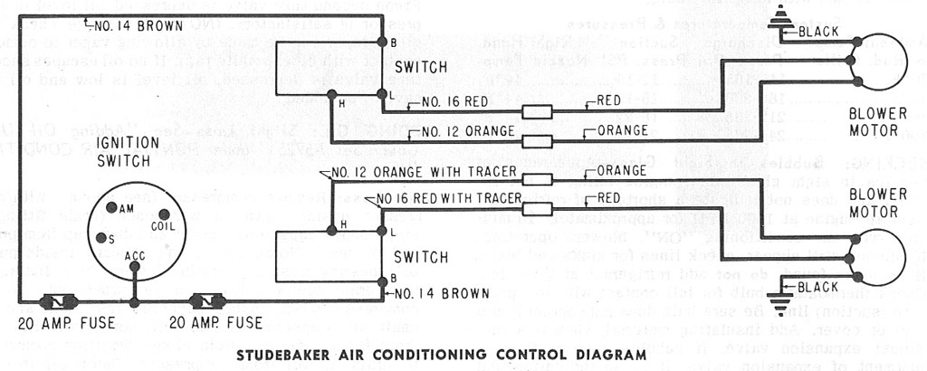 Studebaker Wiring Diagram As Well As 1954 Chevy Starter Wiring Diagram