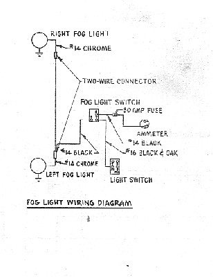 bob johnstones studebaker resource website (1955 studebaker 6 voltLuggage Compartment Light Wiring Diagram For 1955 Studebaker Champion And Commander #13