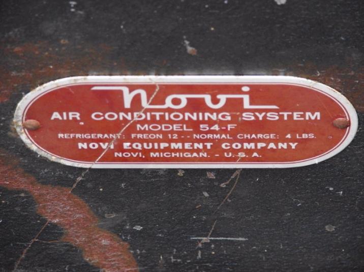 Air Conditioner Bob Johnstones Studeba...